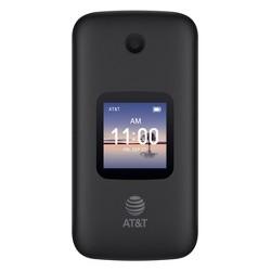 AT&T Prepaid Alcatel SMARTFLIP Phone (4GB) - Black