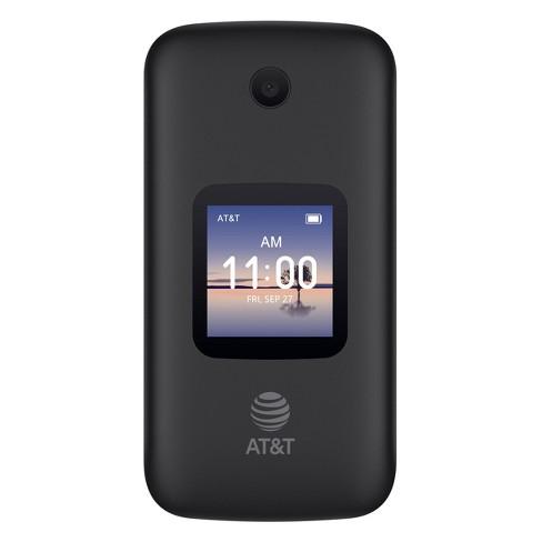 AT&T Prepaid Alcatel SMARTFLIP Phone (4GB) - Black - image 1 of 2