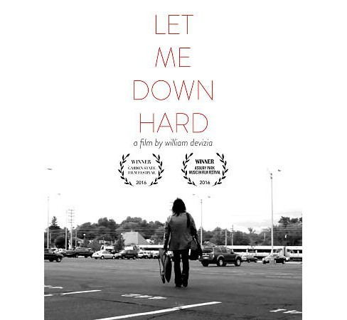 Let Me Down Hard (Blu-ray) - image 1 of 1