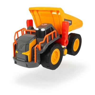 """Dickie Toys 12"""" Volvo Weight Lift Construction Truck"""