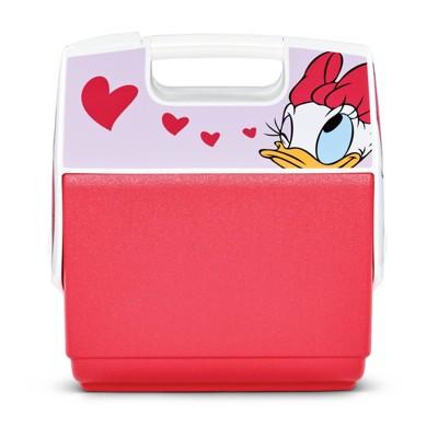 Igloo Playmate Pal Disney Daisy Duck 7qt Cooler - Pink