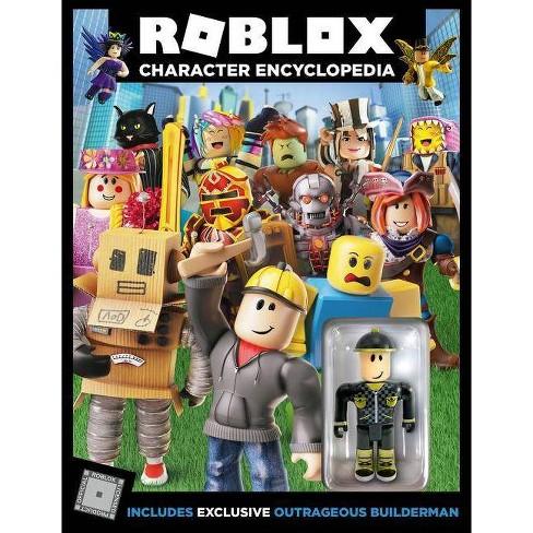Roblox Character Encyclopedia Roblox Hardcover Target
