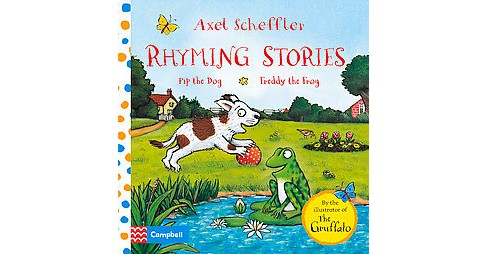 Pip the Dog and Freddy the Frog (Hardcover) (Axel Scheffler) - image 1 of 1