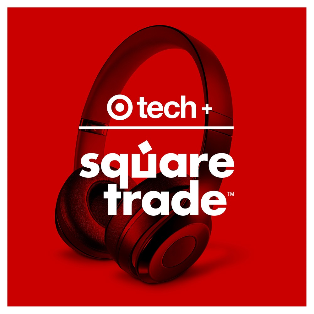 2 year Target + SquareTrade Headphones & Speakers Protection Plan with Accidental Damage Coverage ($75-99.99)