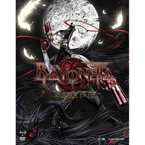 Bayonetta: Bloody Fate Anime Movie (Blu-ray) - image 1 of 1