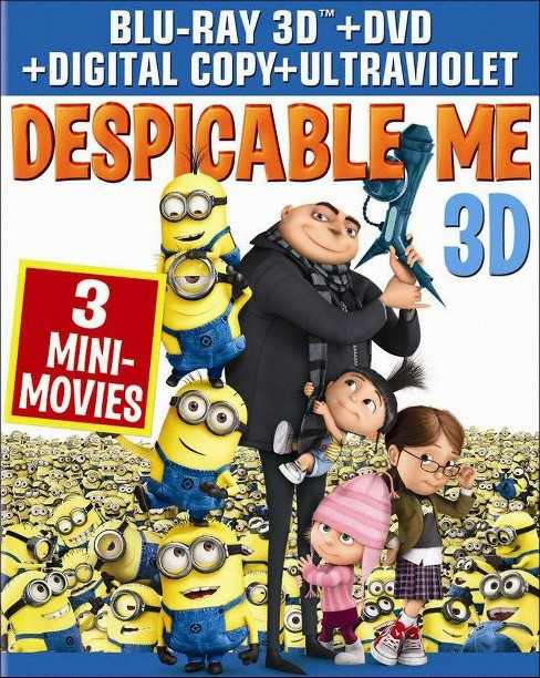 Despicable Me 3d (Blu-ray) - image 1 of 1