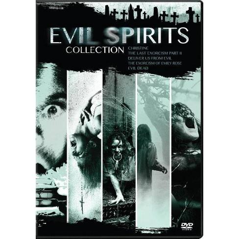 Christine / Deliver Us from Evil / Evil Dead / The Exorcism of Emily Rose / The Last Exorcism Part II - image 1 of 1