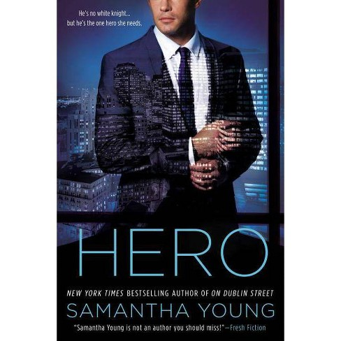 Hero (Paperback) by Samantha Young - image 1 of 1