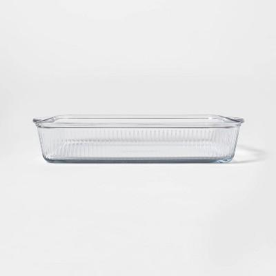 Cravings by Chrissy Teigen 15 x9  Glass Rectangular Baker