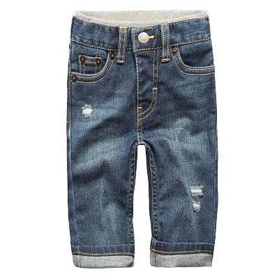 Levi's® Baby Boys' Murphy Jeans – PCH Medium Wash