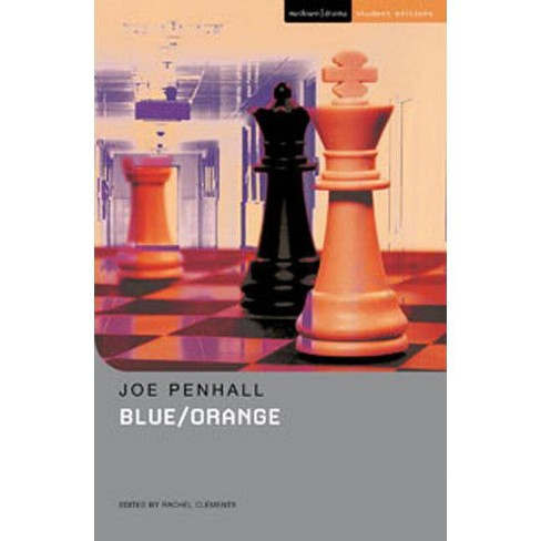 Blue/Orange - (Student Editions) by  Joe Penhall (Paperback) - image 1 of 1