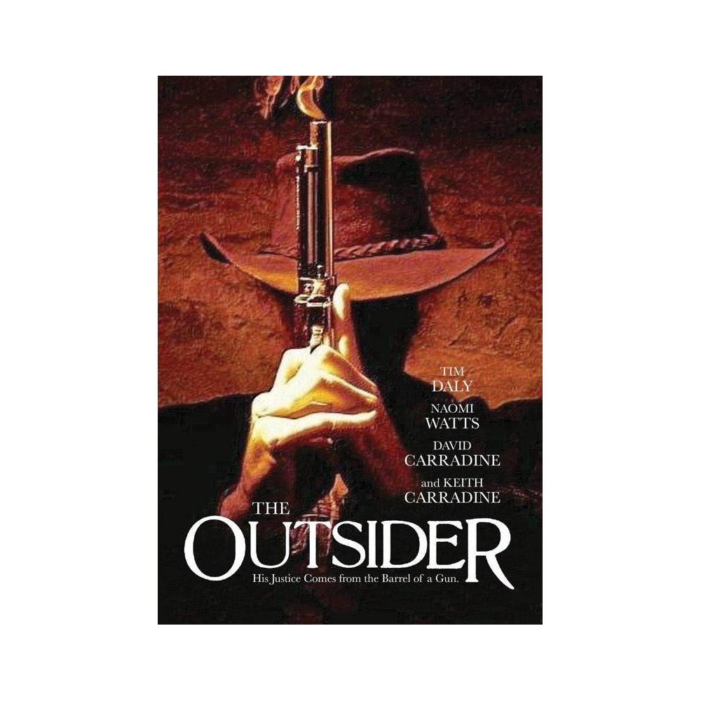 The Outsider Dvd 2018