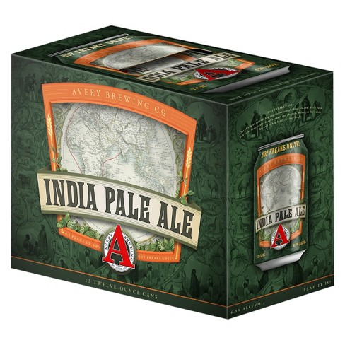 Avery® IPA - 12pk / 12oz Cans - image 1 of 1