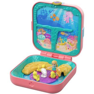 Polly Pocket Hidden Hideouts Mermaid Cove Playset
