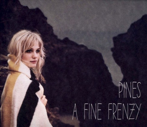 Fine frenzy - Pines (CD) - image 1 of 1