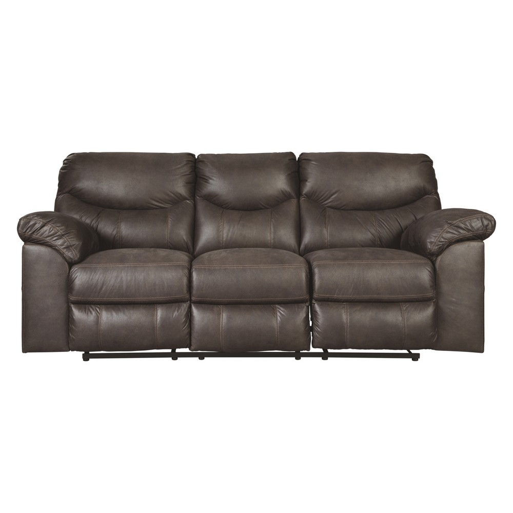Boxberg Reclining Power Sofa Teak Brown - Signature Design by Ashley