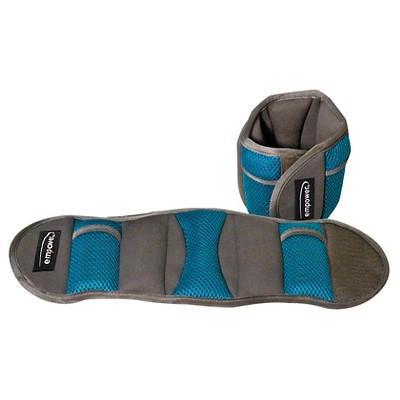 Empower™ Adjustable Ankle/Wrist Weights, 5lb Pair