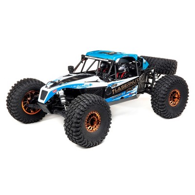Losi 1/10 Lasernut U4 4WD Brushless RTR (Battery and Charger not included) with Smart ESC, Blue, LOS03028T1