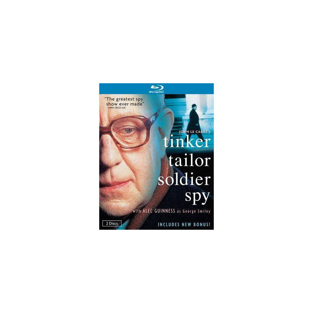 Tinker Tailor Soldier Spy Blu Ray