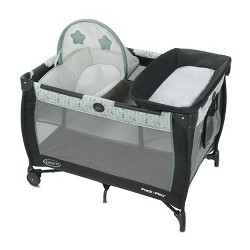 Graco Pack 'n Play Care Suite Playard - Birch