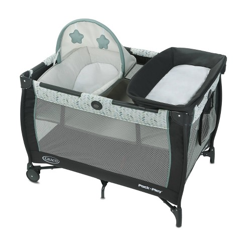 Graco Pack 'n Play Care Suite Playard - Birch - image 1 of 6
