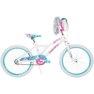 "Huffy Too Fab 20"" Kids' Bike - White"