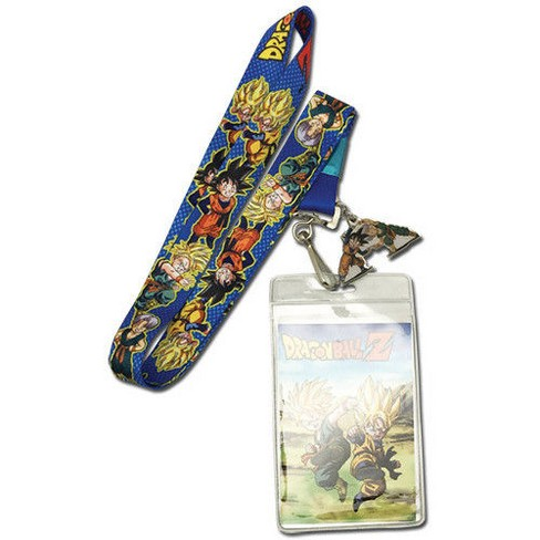 Great Eastern Dragon Ball Z Goten and Trunks Lanyard - image 1 of 1