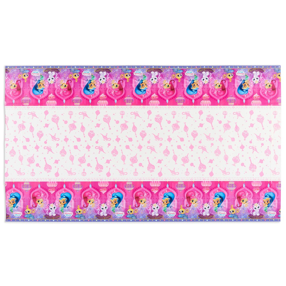 Shimmer and Shine Tablecover, Multi-Colored