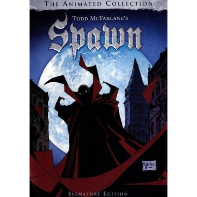 Spawn: The Animated Collection (DVD)(2013)