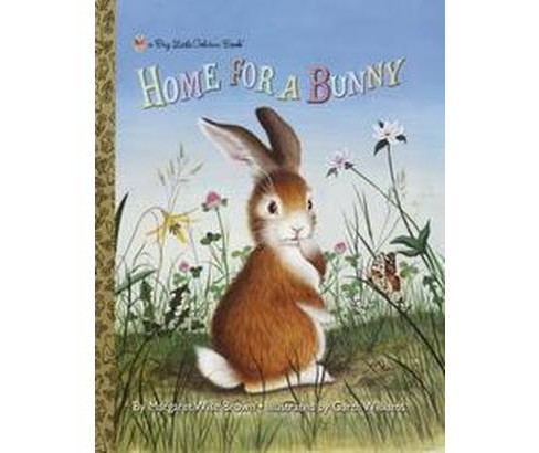 Home for a Bunny (Hardcover) (Margaret Wise Brown) - image 1 of 1