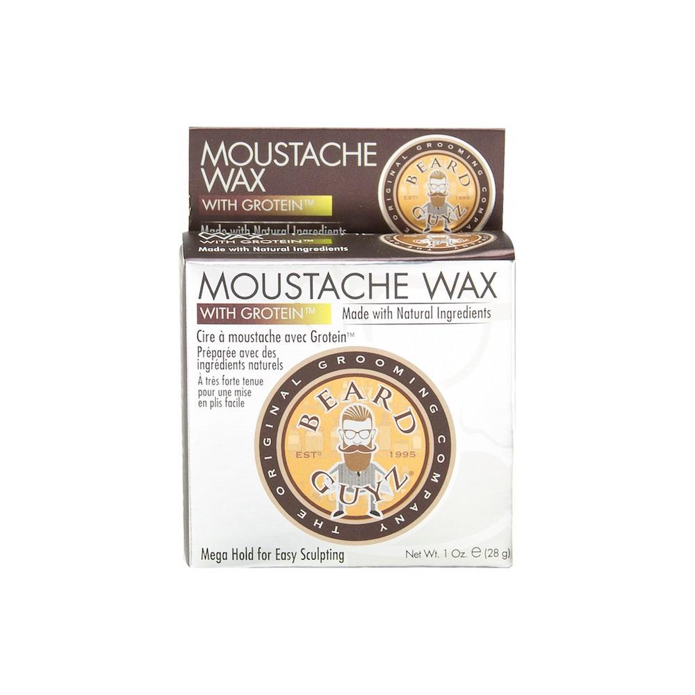 Image of Beard Guyz Moustache Wax - 1oz