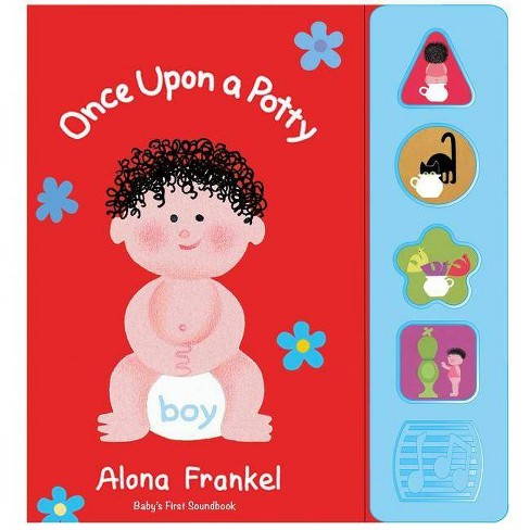 Once Upon a Potty -- Boy - by  Alona Frankel (Board_book) - image 1 of 1