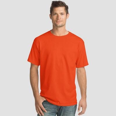 Hanes Men's Comfort Wash Short Sleeve T-Shirt 4pk