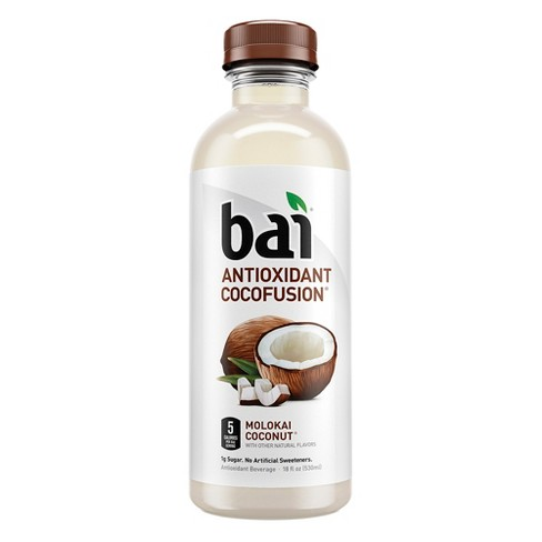 Bai Molokai Coconut - 18 fl oz Bottle - image 1 of 4