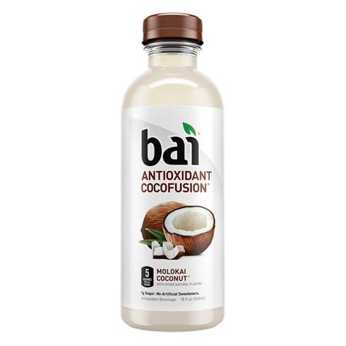 Bai Molokai Coconut - 18 fl oz Bottle - image 1 of 4