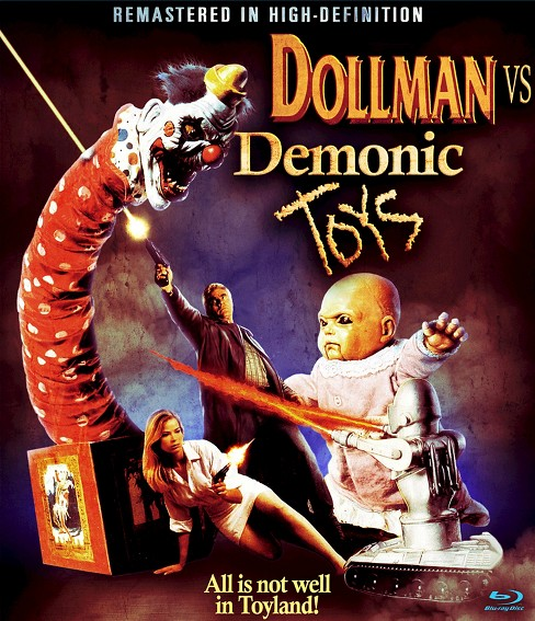 Dollman vs demonic toys (Blu-ray) - image 1 of 1