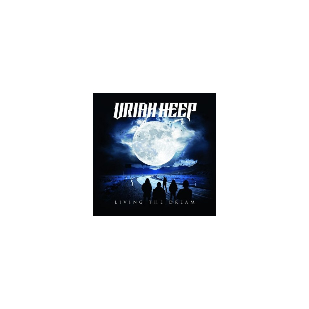 Uriah Heep - Living The Dream (CD)