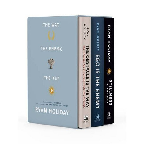 The Way, the Enemy, and the Key - by  Ryan Holiday (Hardcover) - image 1 of 1