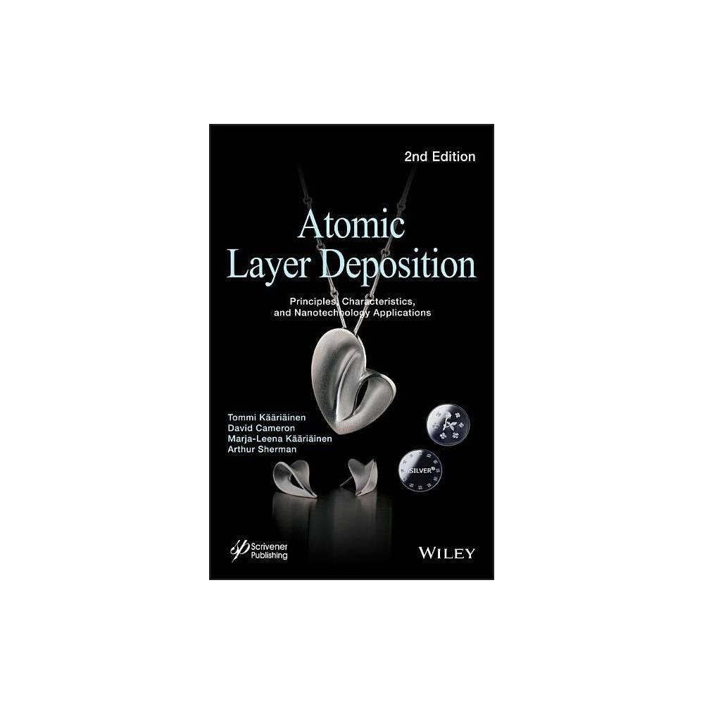 Atomic Layer Deposition 2nd Edition By Tommi K Ri Inen David Cameron Marja Leena K Ri Inen Arthur Sherman Hardcover