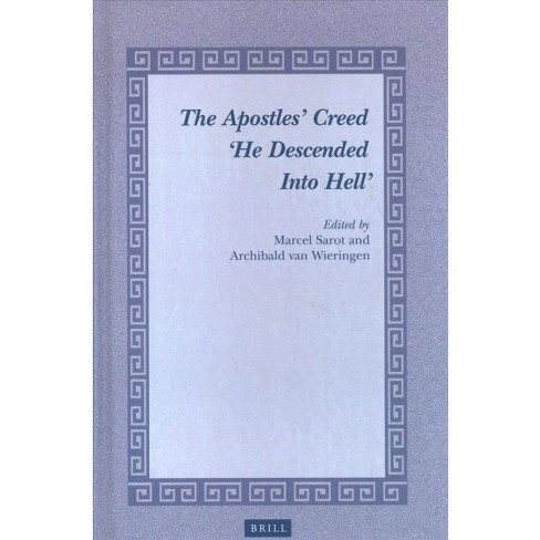 Apostles' Creed : He Descended into Hell -  (Hardcover) - image 1 of 1
