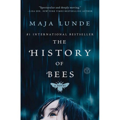 The History of Bees - by  Maja Lunde (Paperback) - image 1 of 1