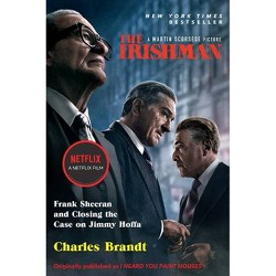The Irishman - by  Charles Brandt (Paperback)