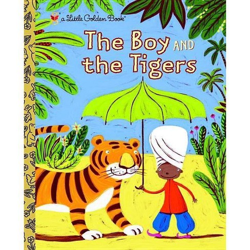 The Boy and the Tigers - (Little Golden Book) by  Helen Bannerman (Hardcover) - image 1 of 1