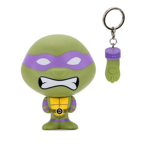 "Bhunny 4"" Stylized Figures: Teenage Mutant Ninja Turtles - Donatello - image 1 of 4"