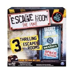 Escape Room The Game, Board Games