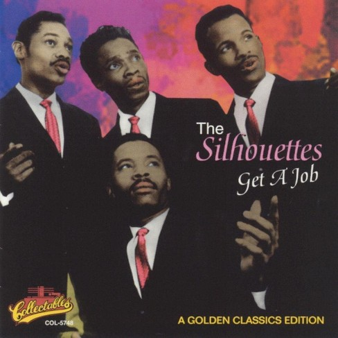 Silhouettes - Get a job (CD) - image 1 of 1