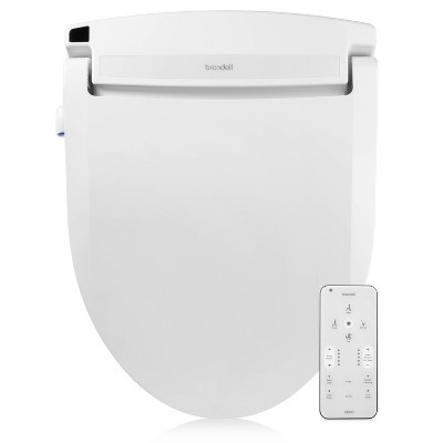 Swash Select DR802 Elongated Bidet Seat with Warm Air Dryer and Deodorizer White - Brondell