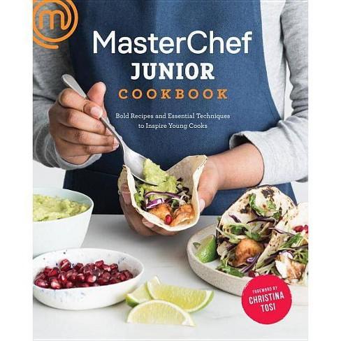 Masterchef Junior Cookbook - (Paperback) - image 1 of 1