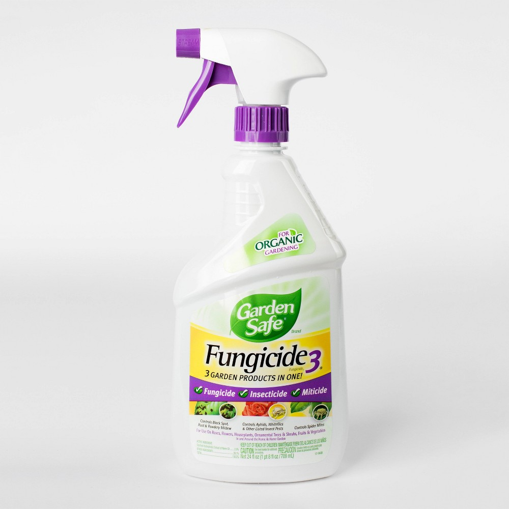 Image of Garden Safe Fungicide 24oz Ready to Use