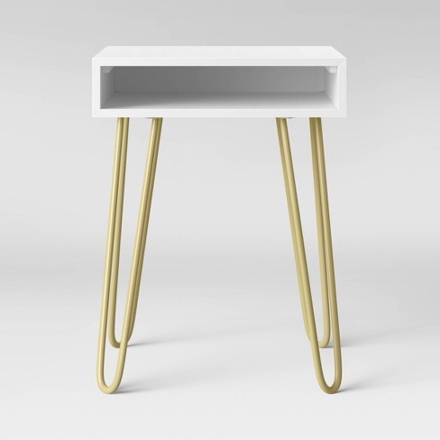 Hair Pin Accent Table -  Room Essentials™ - image 1 of 3
